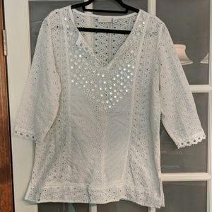 Summer Tunic size Chico's 2